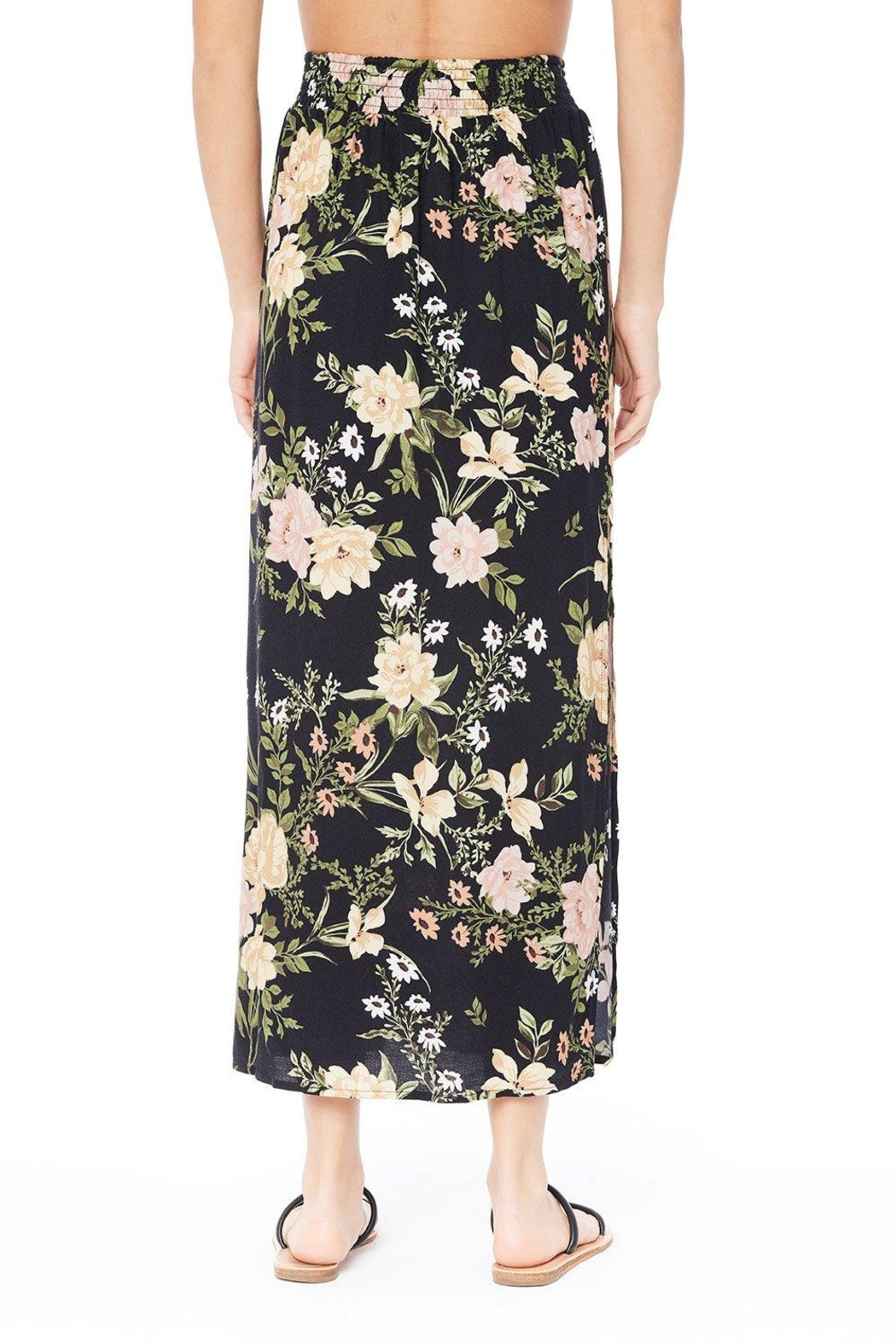 Saltwater Luxe Tori Skirt - Side Cropped Image