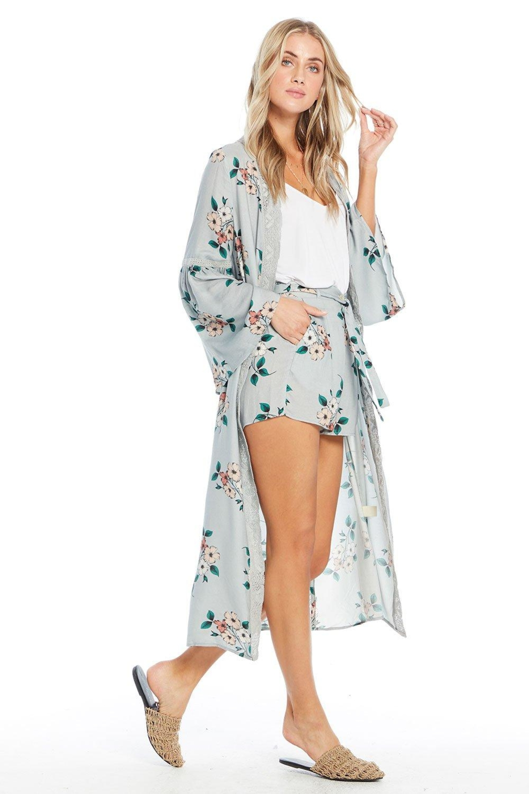 Saltwater Luxe Tovin Duster - Front Full Image