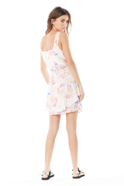 Saltwater Luxe Violet Mini Dress - Side cropped