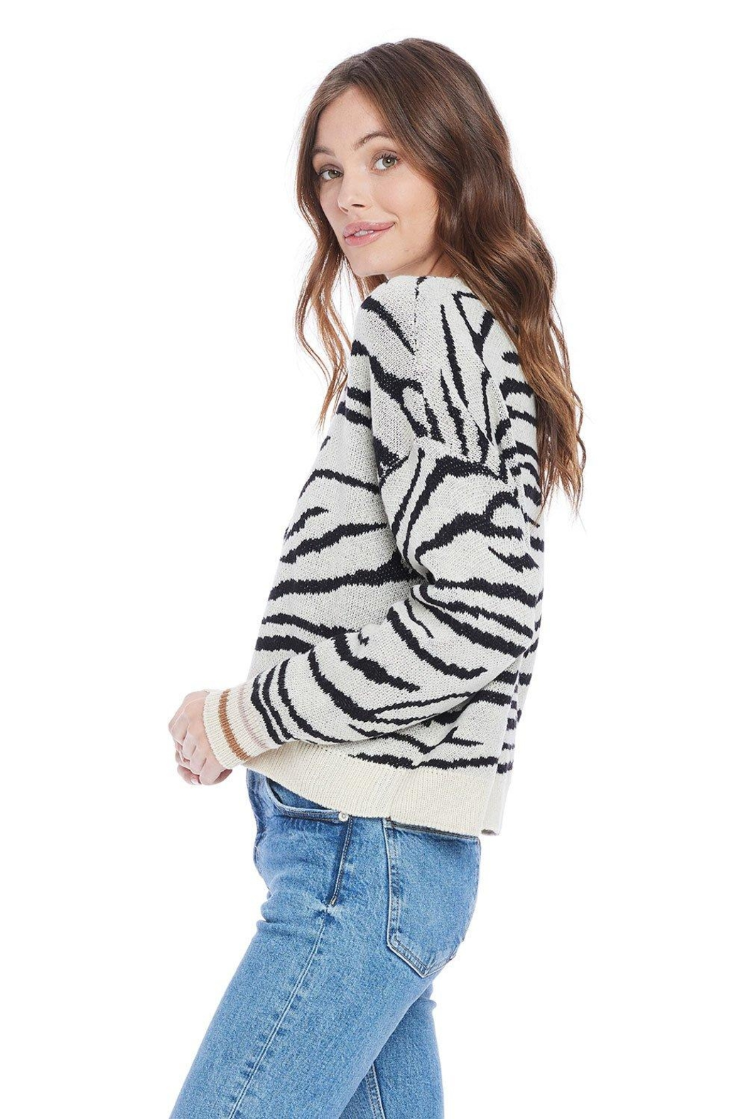 Saltwater Luxe Wendy Sweater - Front Full Image