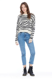 Saltwater Luxe Wendy Sweater - Back cropped