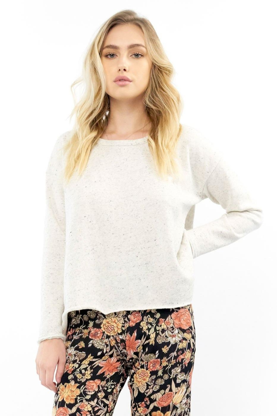 Saltwater Luxe Salty Air Top - Main Image
