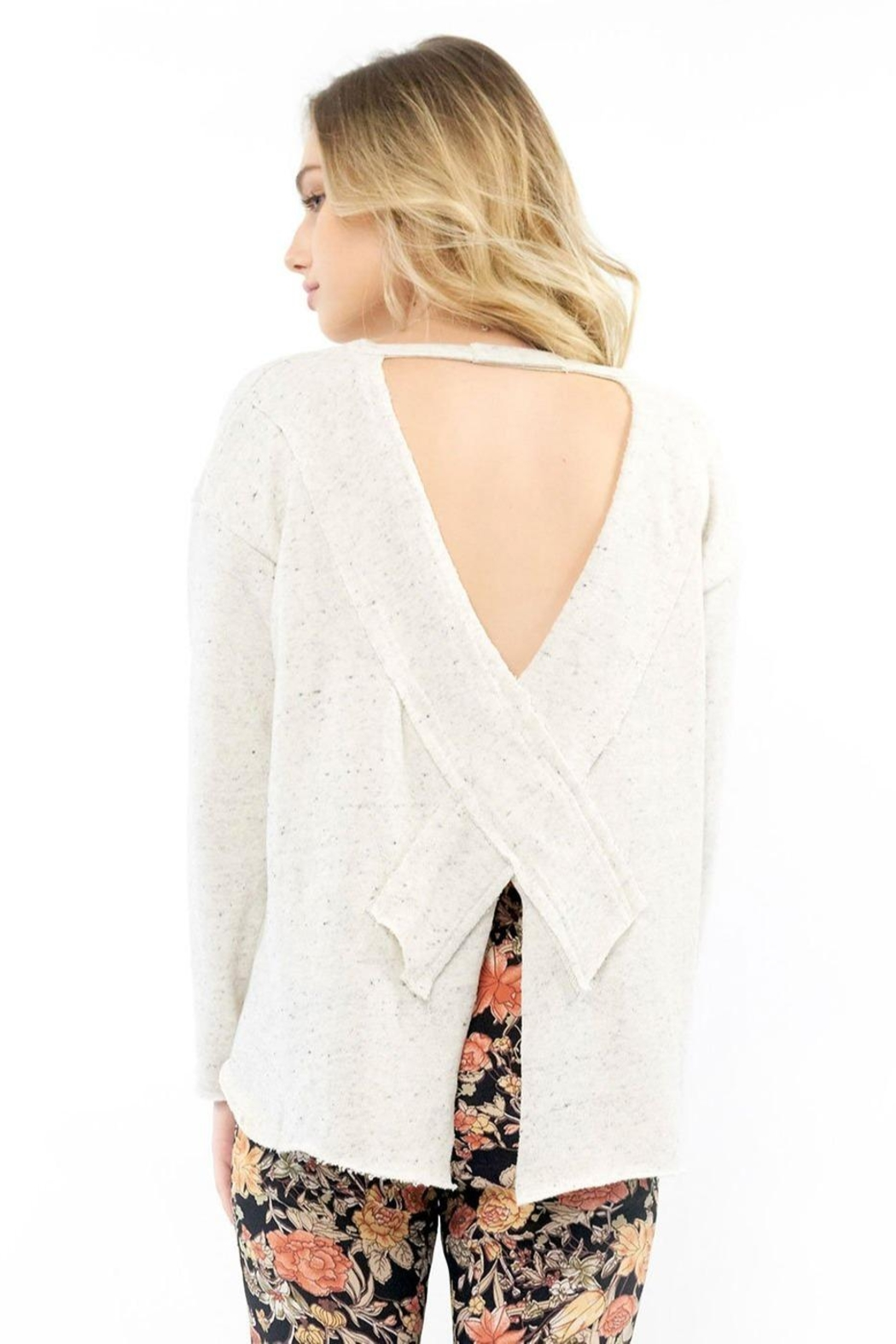 Saltwater Luxe Salty Air Top - Front Full Image