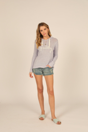 Vintage Havana  Salty Hoodie Sweater - Product Mini Image
