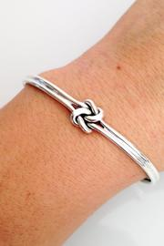 Salvador Jouhayerk Double Knot Cuff - Side cropped