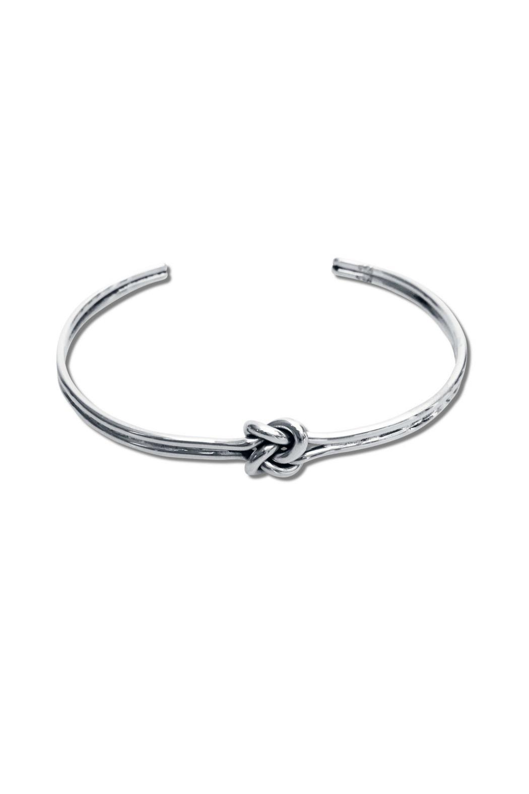 Salvador Jouhayerk Double Knot Cuff - Front Full Image