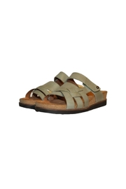 Salvia Leather Sandal - Product Mini Image