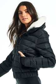 Sam. Aviator Down Jacket - Side cropped
