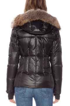 Shoptiques Product: Black Fur Jacket