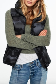 Sam. Camo Freedom Vest - Front cropped