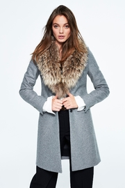 Sam. Crosby Wool Coat - Front cropped