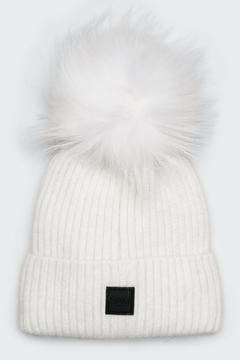 Sam. Fur Beanie - Alternate List Image