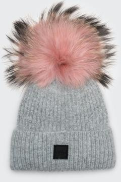 Shoptiques Product: Fur Beanie Hat