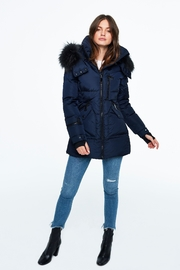 Sam. Fur Cruiser Jacket - Product Mini Image