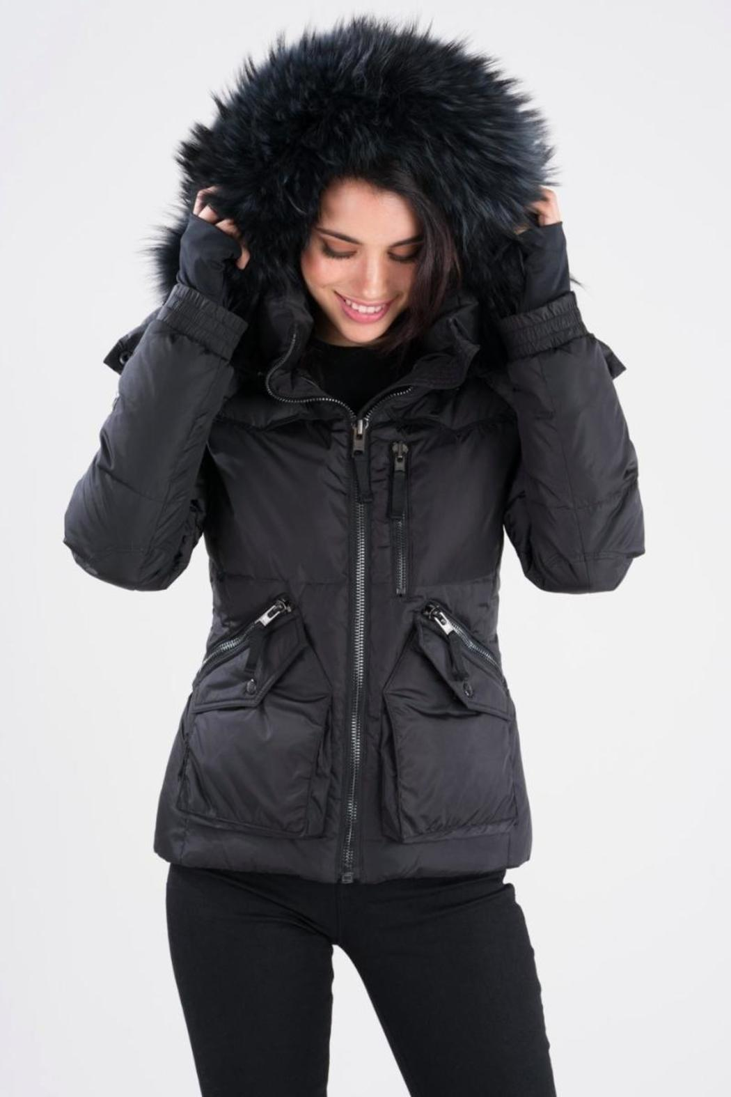 Sam Fur Jetset Jacket From Hudson Valley By Bfree