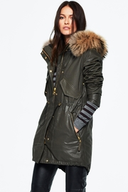 Sam. Hudson Parka - Side cropped