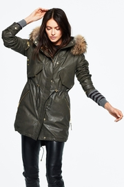 Sam. Hudson Parka - Front full body