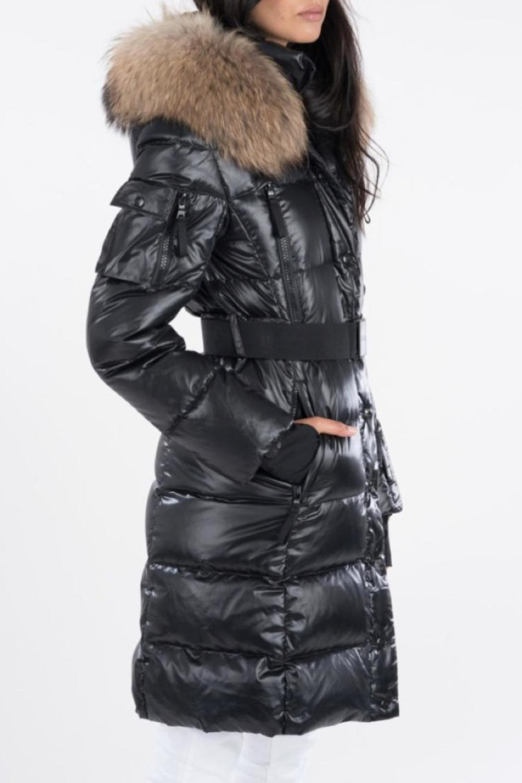 Sam Infinity Coat From Toronto By La Boutique Noire