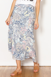 Sam & Lavi Floral Wrap Skirt - Product Mini Image