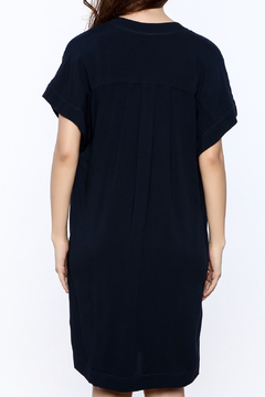 Sam & Lavi Navy Oversized Dress - Alternate List Image