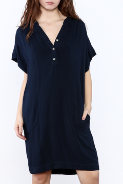 Sam & Lavi Navy Oversized Dress - Product List Image