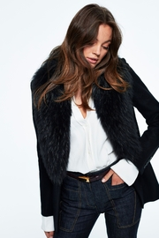 Sam. Ludlow Wool Jacket - Front cropped