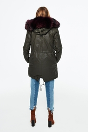 Sam. Luxe Limelight Parka - Other