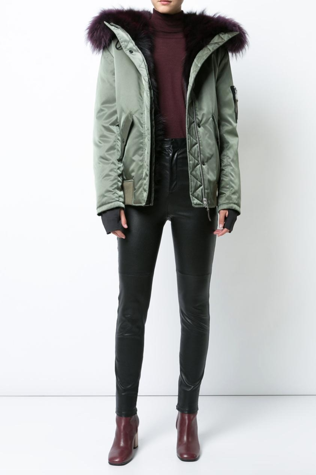 84bad381302 Sam. Luxe Sloane Bomber from New Jersey by The House — Shoptiques