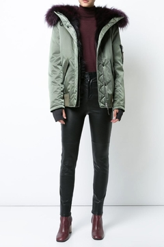 Shoptiques Product: Luxe Sloane Bomber