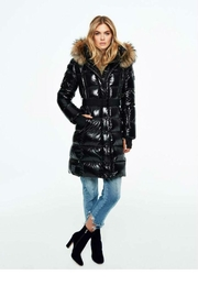 Sam. Infinity Coat - Side cropped