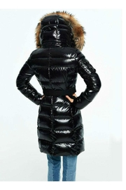 Sam. Infinity Coat - Front full body