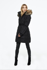Sam. Matte-Infinity Coat - Side cropped