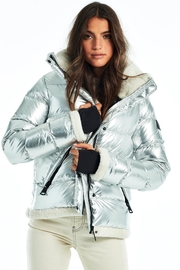 Sam. Willa Puffer Jacket - Front cropped