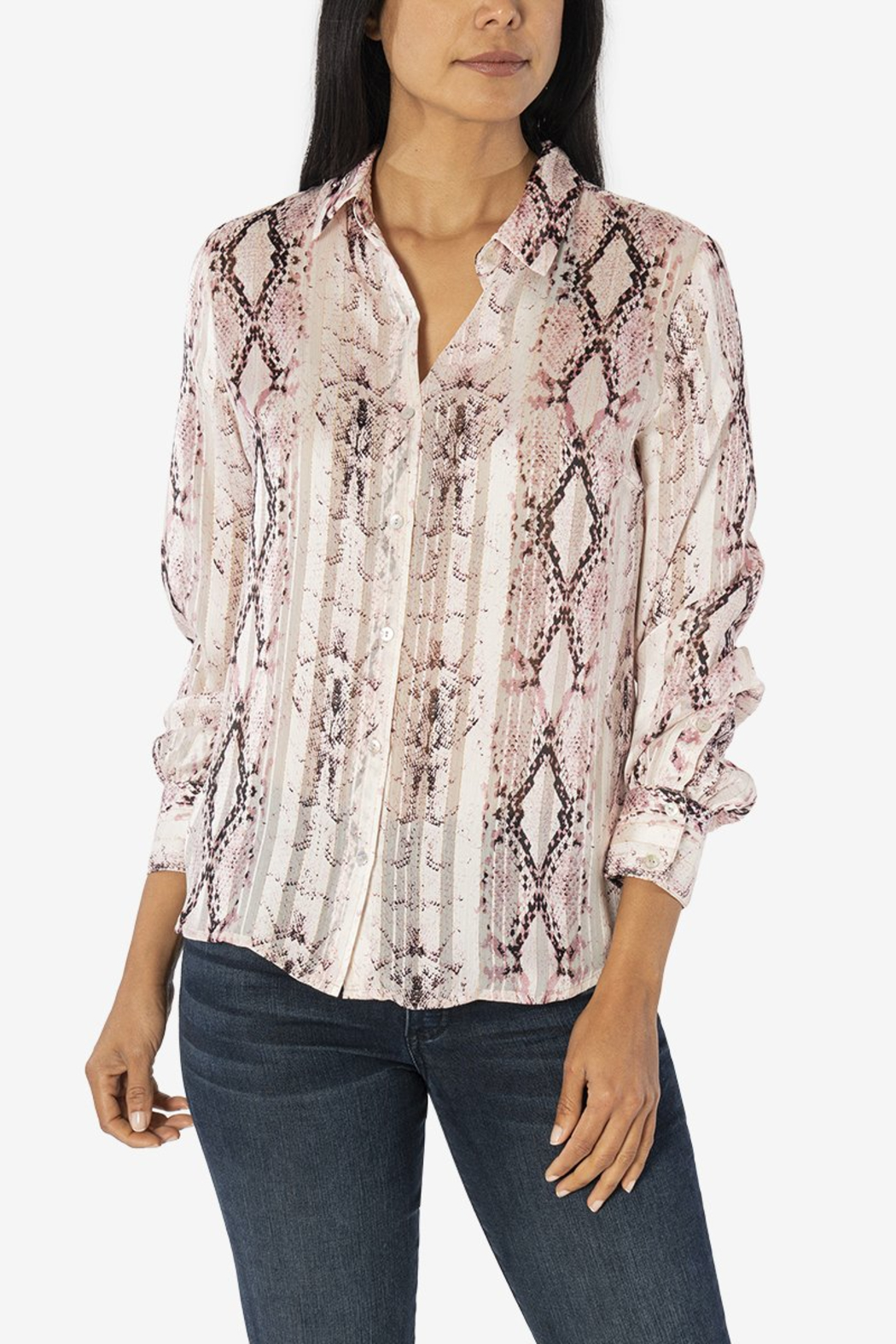 KUT Sam Blouse - Main Image