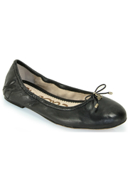 Sam Edelman Felicia in Black Leather - Product Mini Image