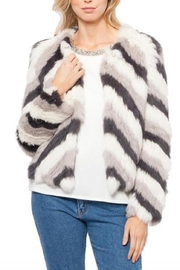 love token Sam Fur Jacket - Product Mini Image