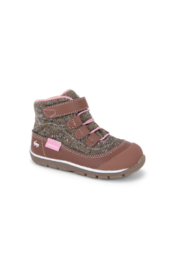 Shoptiques Product: Sam Waterproof High Top - Green/Brown