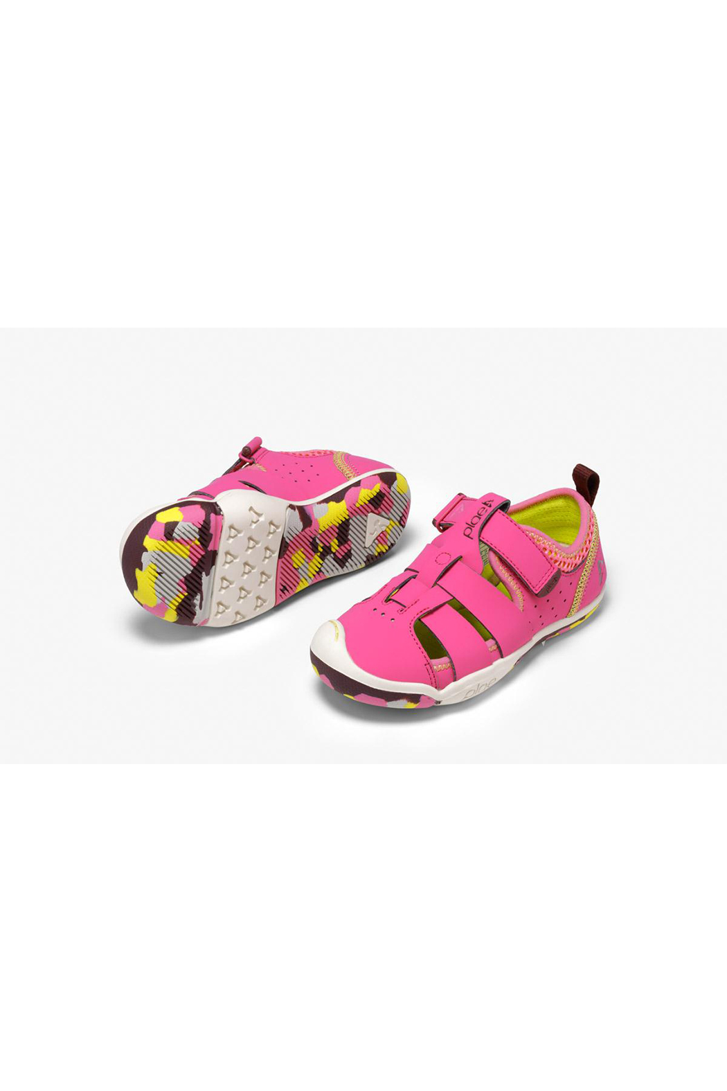PLAE Sam Youth Sandal - Back Cropped Image