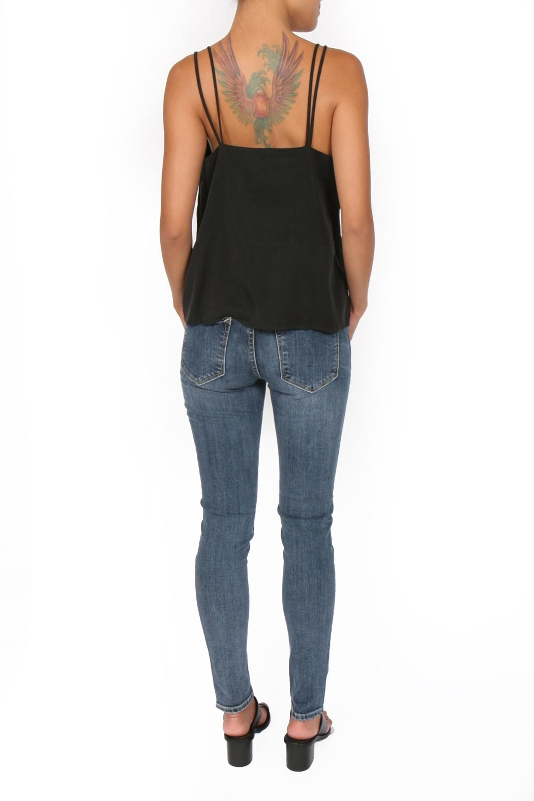 Sam & Lavi Double Strap Cami Top - Side Cropped Image