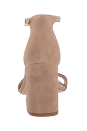 Sam Edelman Basic Nude Pumps - Front full body