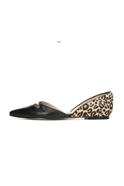 Sam Edelman Black Cheetah Flats - Product Mini Image