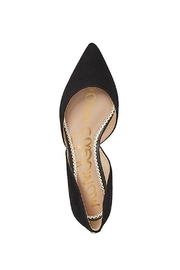 Sam Edelman Black D'orsay Flat Shoes - Side cropped