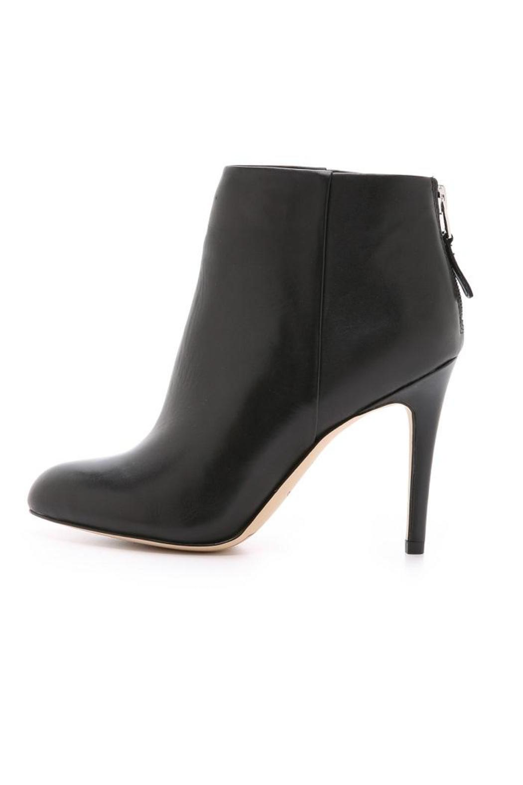 Sam Edelman Black Leather Booties from