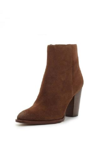345023a866a863 Sam Edelman Brown Blake Bootie from South Carolina by Baehr Feet Shoe  Boutique — Shoptiques