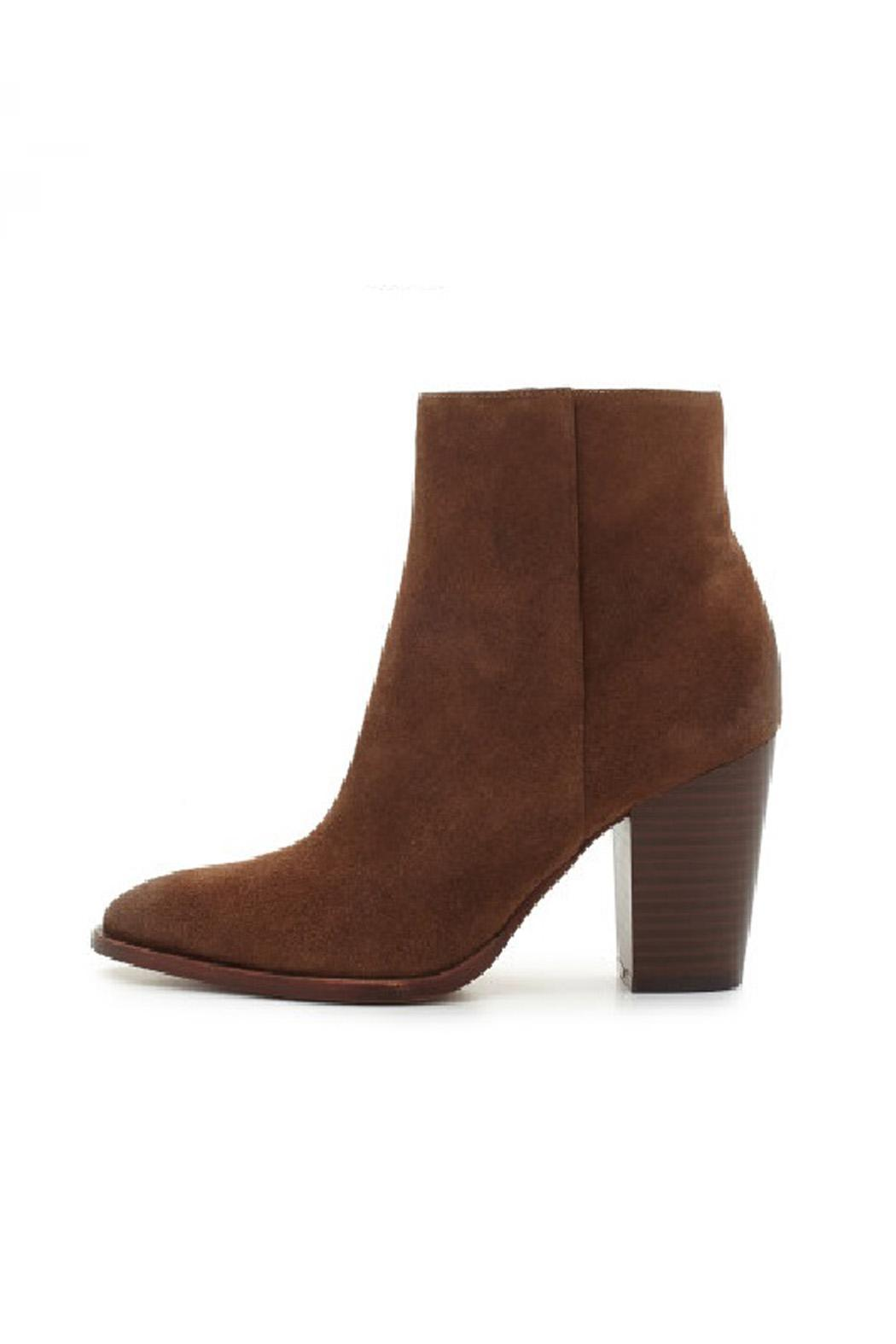 54ae7da0ed7345 Sam Edelman Brown Blake Bootie from South Carolina by Baehr Feet ...