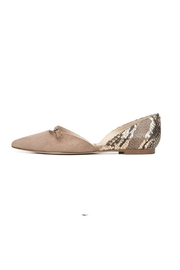 Sam Edelman Brown Snake Flats - Product Mini Image