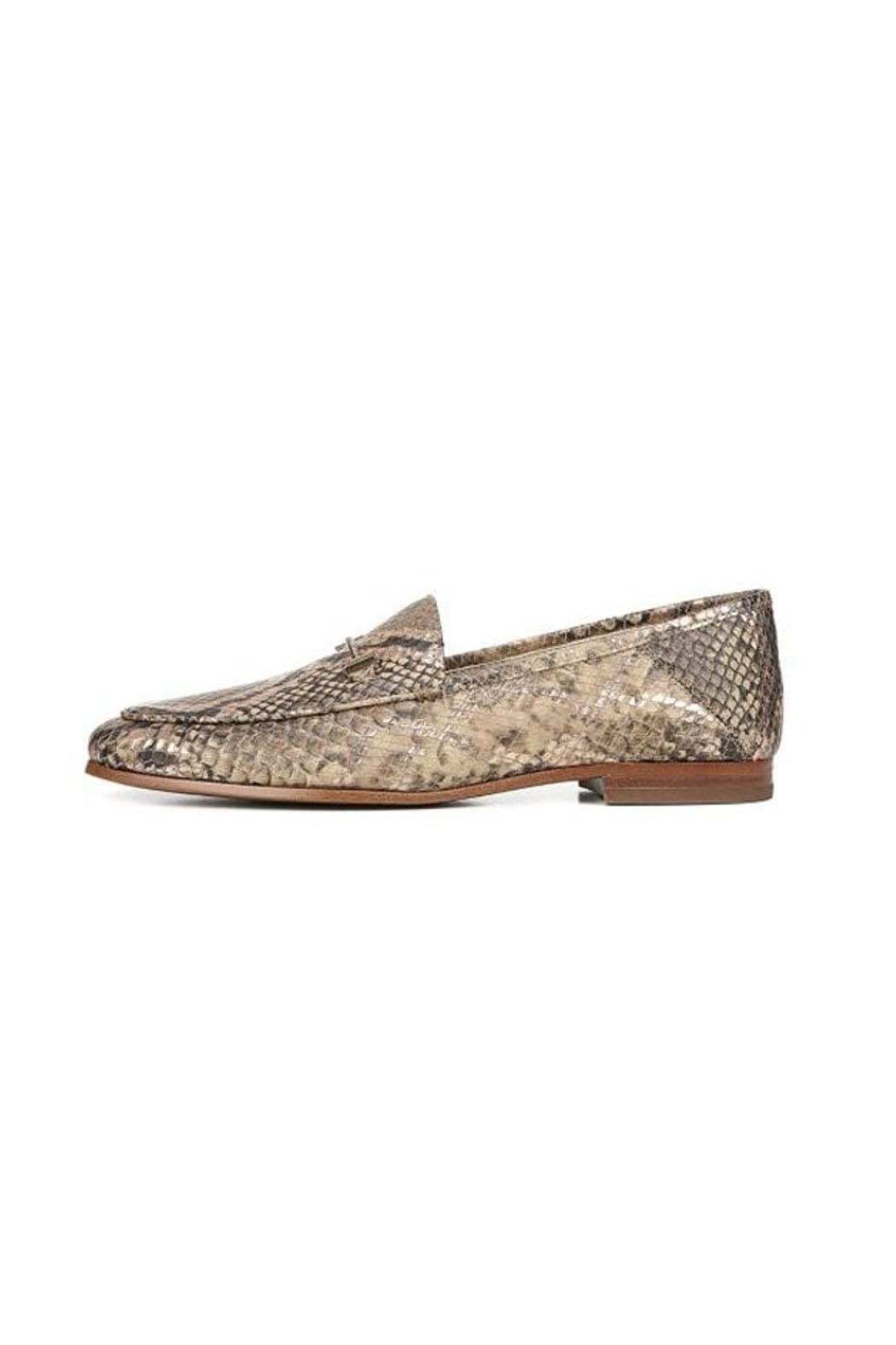 Sam Edelman Brown Snake Loafer - Main Image