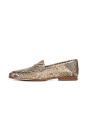 Sam Edelman Brown Snake Loafer - Front cropped
