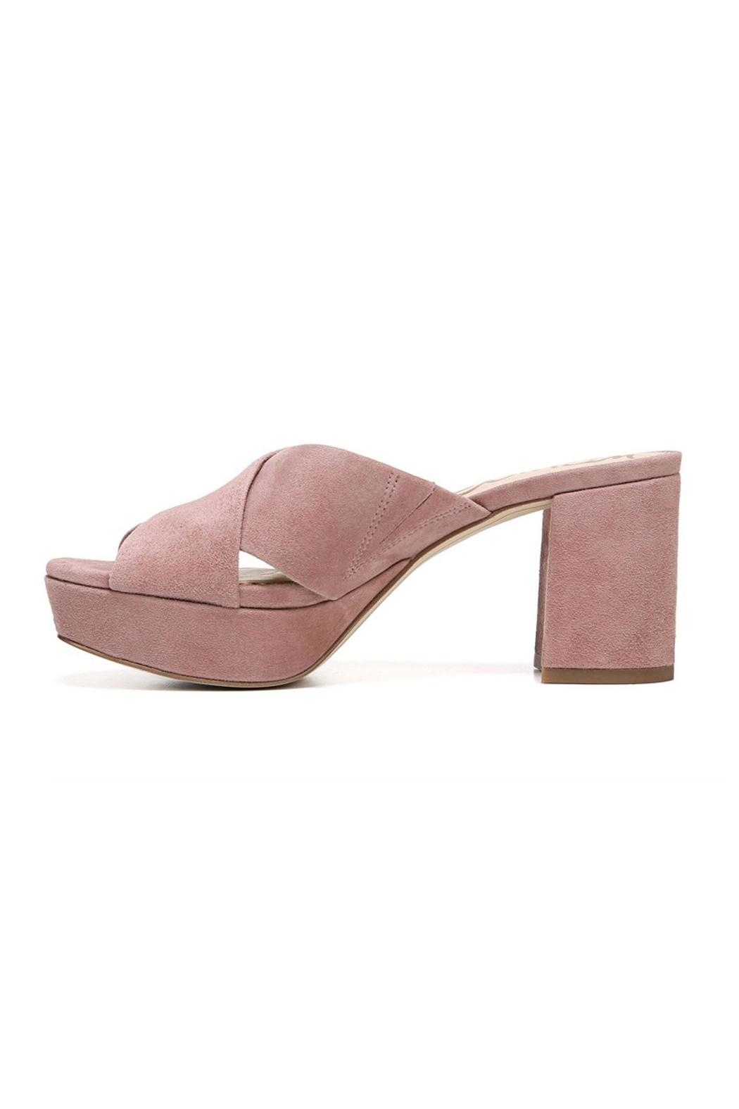 Sam Edelman Dusty Rose Platform - Front Full Image