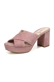 Sam Edelman Dusty Rose Platform - Front cropped